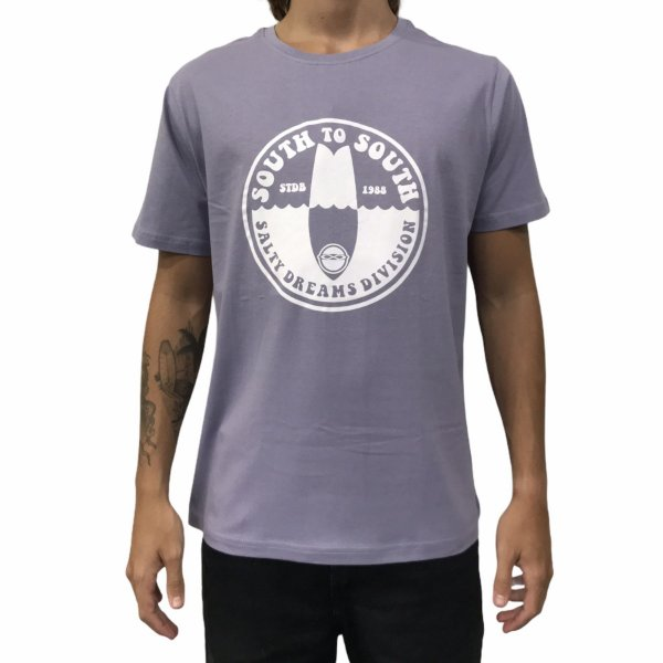Camiseta South To South Salty Board