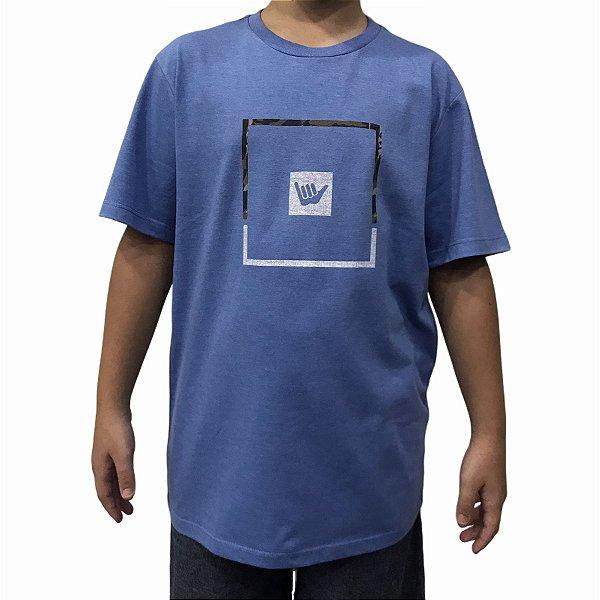 Camiseta Juvenil Hang Loose Bush