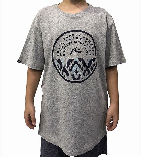 Camiseta Juvenil Rusty Worldwide