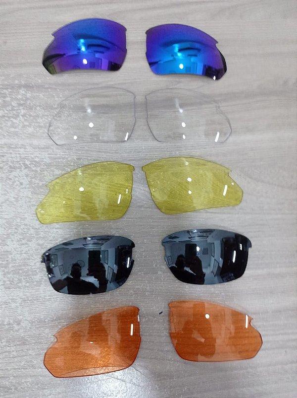 Lentes Variadas para Óculos