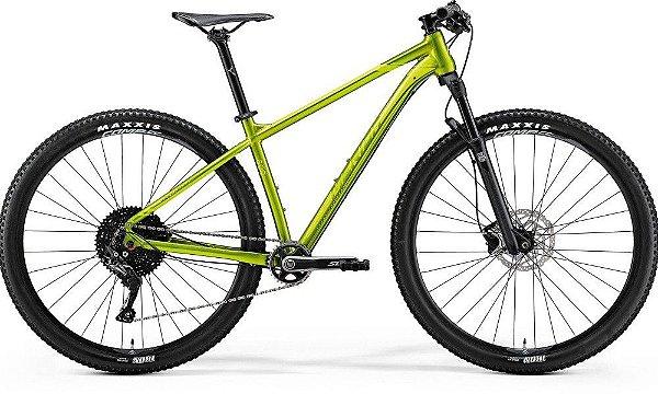 Bicicleta aro 29 Merida Big Nine 600 cor Verde