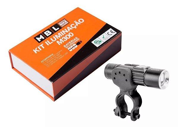 Kit Iluminação MBL M300 Usb Led