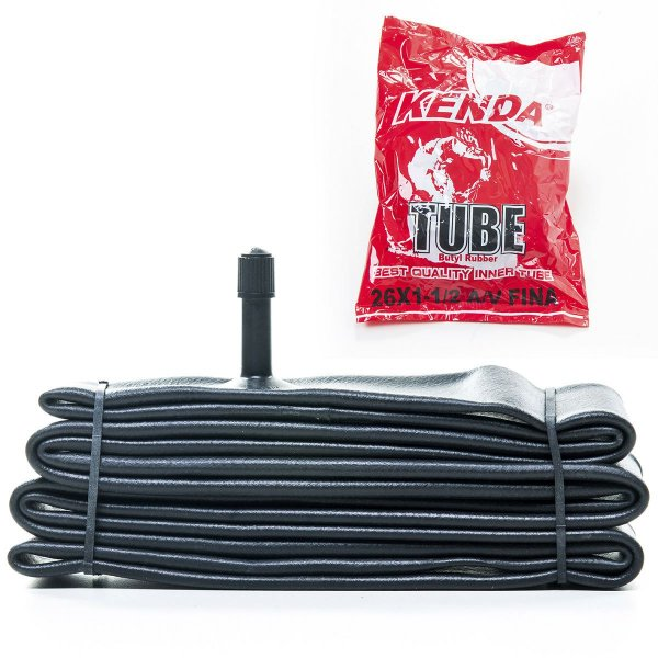 Camara de ar Kenda 26x1.5 valvula fina