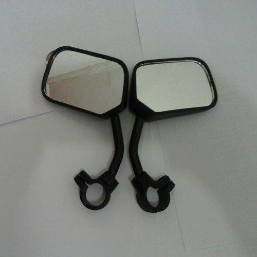 Espelho Retrovisor Allkar retangular para Bicicleta