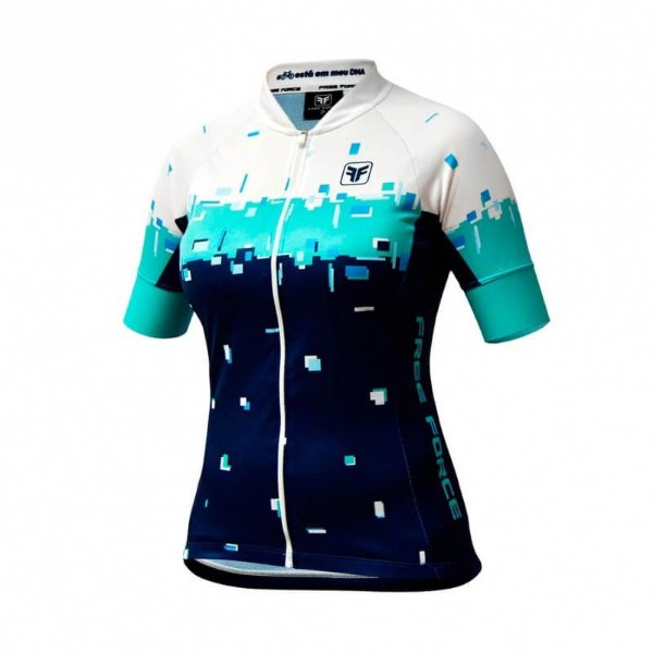 Camisa Ciclismo Free Force Sugar