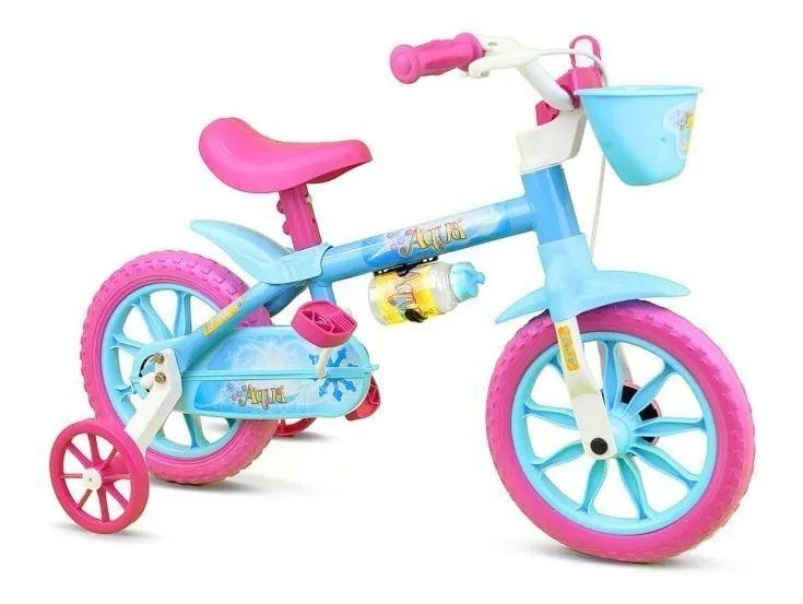 Bicicleta aro 12 Nathor Aqua