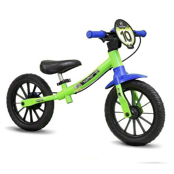 Bicicleta aro 12 Nathor balance Masculina