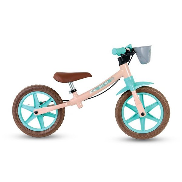 Bicicleta aro 12 Nathor balance Feminina