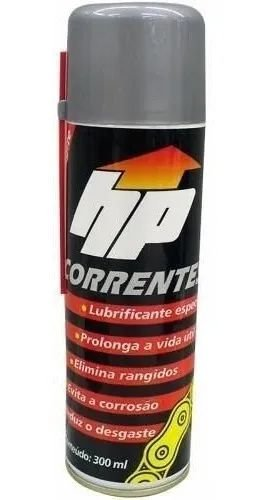 Lubrificante para Correntes HP Spray