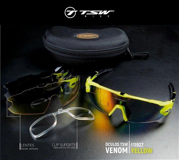 Óculos de Ciclismo TSW Venom