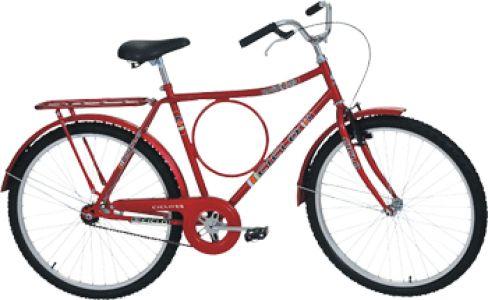 Bicicleta aro 26 Ciclo Pró Super Fort