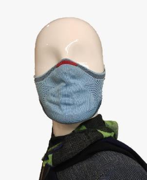 Máscara Ciclismo Fiber Adulto