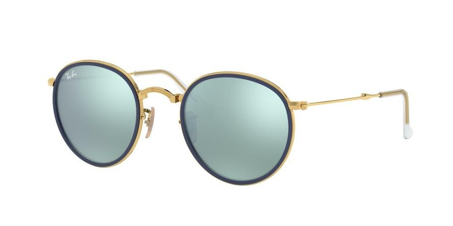Ray-Ban Round Folding I 0RB3517 Ouro
