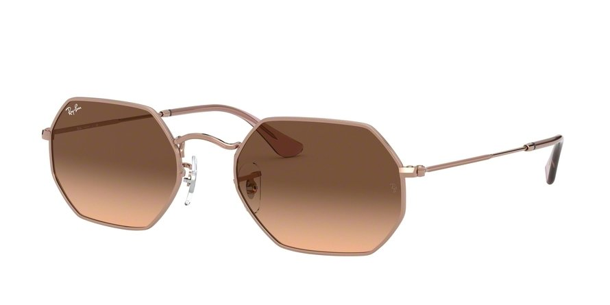 Ray-Ban Octagonal 0RB3556N Bronze