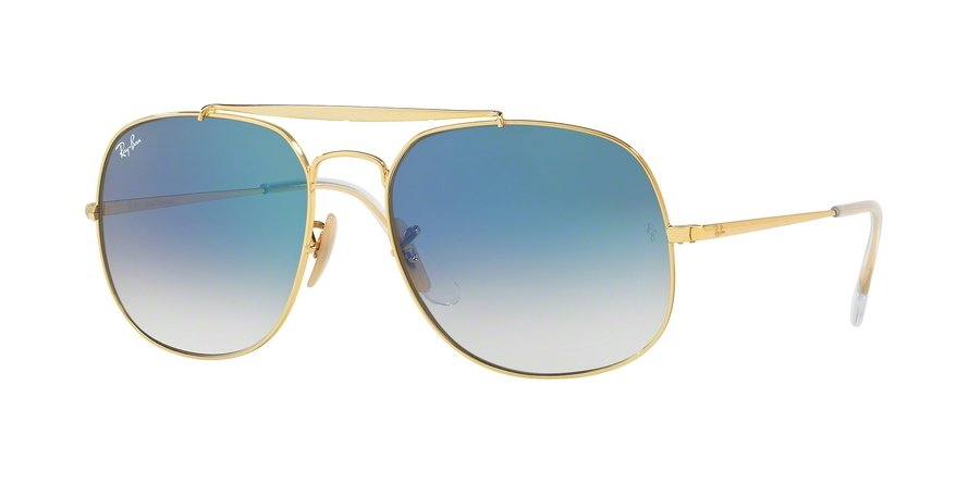 Ray-Ban The General 0RB3561L Ouro