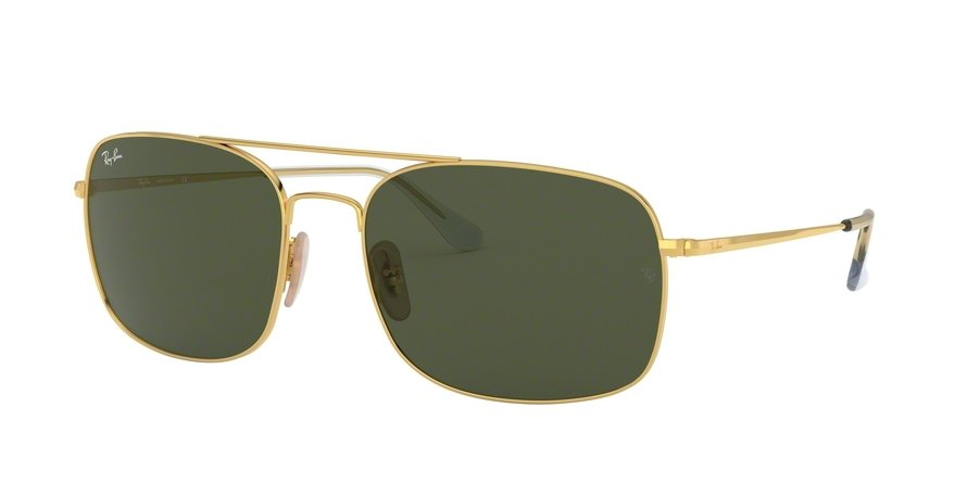Ray-Ban  0RB3611 Ouro