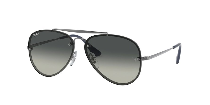 Ray-Ban Jr Aviator RJ9548SN 200/11 Gunmetal