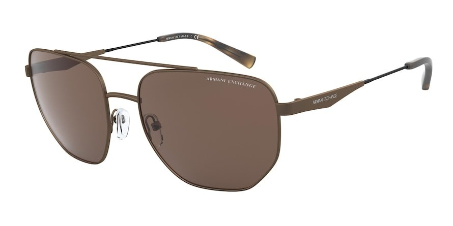Armani Exchange  AX2033S 611473 Bronze