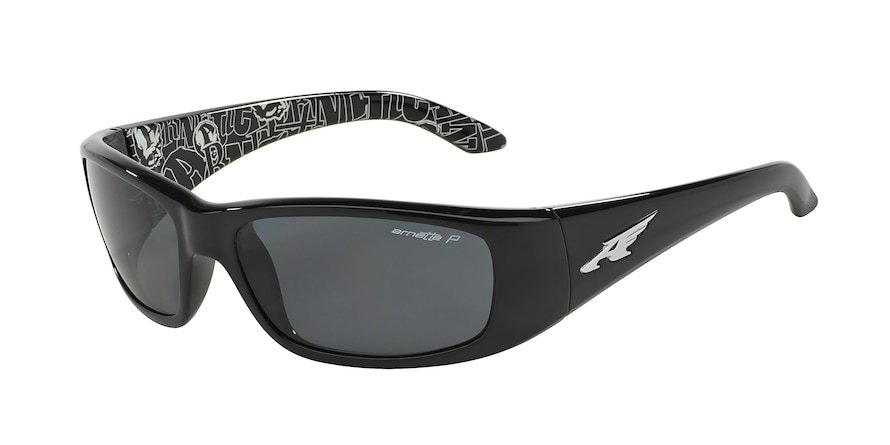 Arnette Quick Draw AN4178 214881 Preto POLARIZADO
