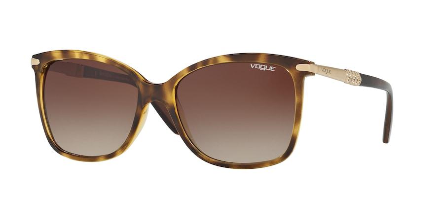 Vogue Casual Chic VO5126SL W65613 Havana