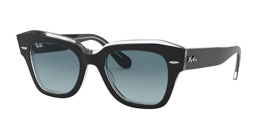 Ray-Ban State Street 0RB2186 Preto