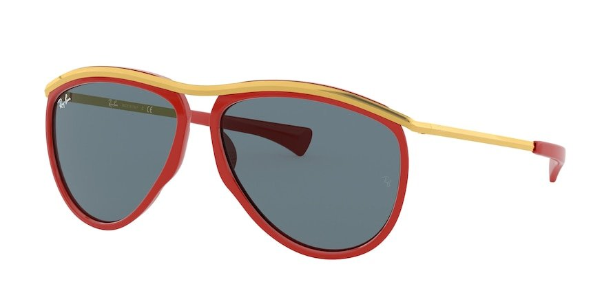 Ray-Ban Olympian Aviator 0RB2219 Ouro