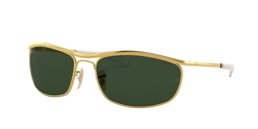 Ray-Ban Olympian I de Luxe 0RB3119M Ouro