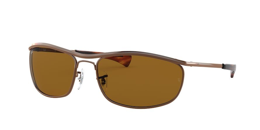 Ray-Ban Olympian I de Luxe 0RB3119M Castanho