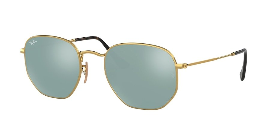 Ray-Ban Hexagonal 0RB3548NL Ouro
