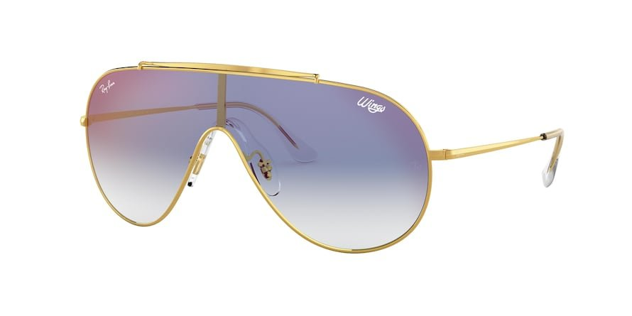 Ray-Ban Wings 0RB3597 Ouro