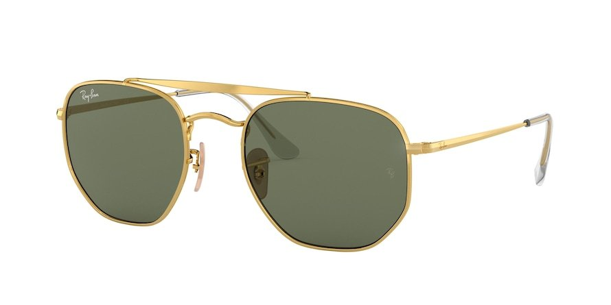 Ray-Ban The Marshal 0RB3648L Ouro
