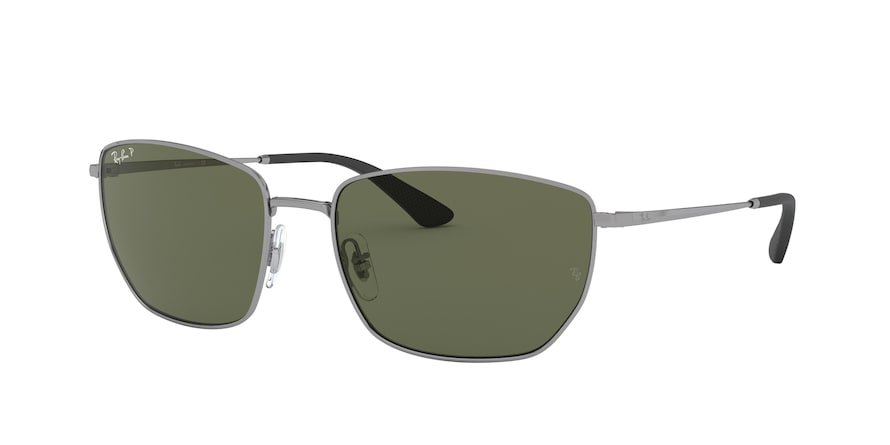 Ray-Ban  0RB3653 Grafite Polarizado