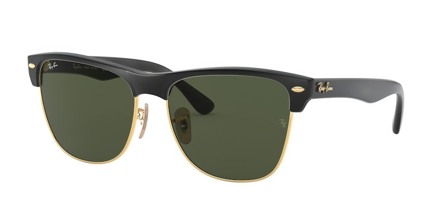 Ray-Ban Clubmaster Oversized 0RB4175 Preto