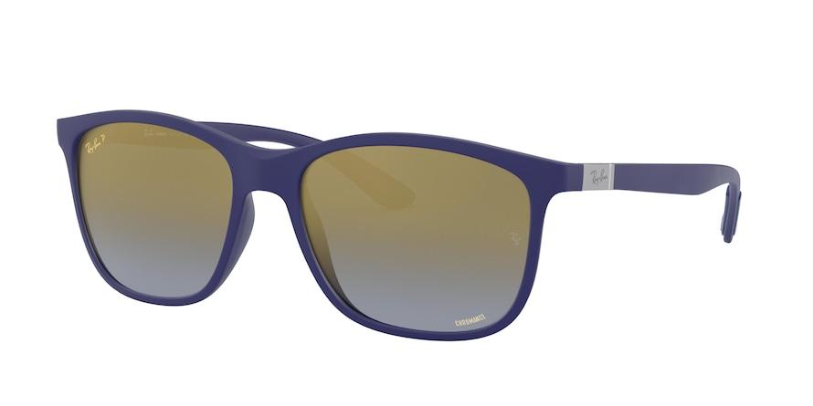 Ray-Ban Chromance 0RB4330CH Azul Polarizado