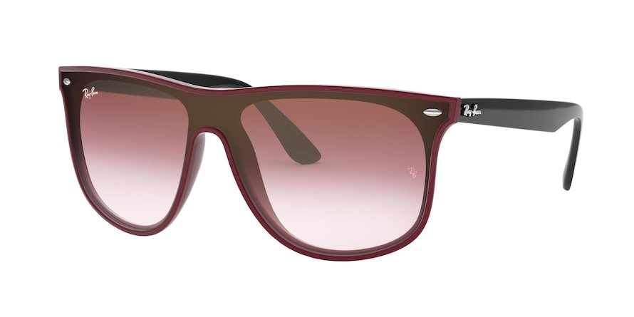 Ray-Ban Blaze Boyfriend 0RB4447NL Bordô