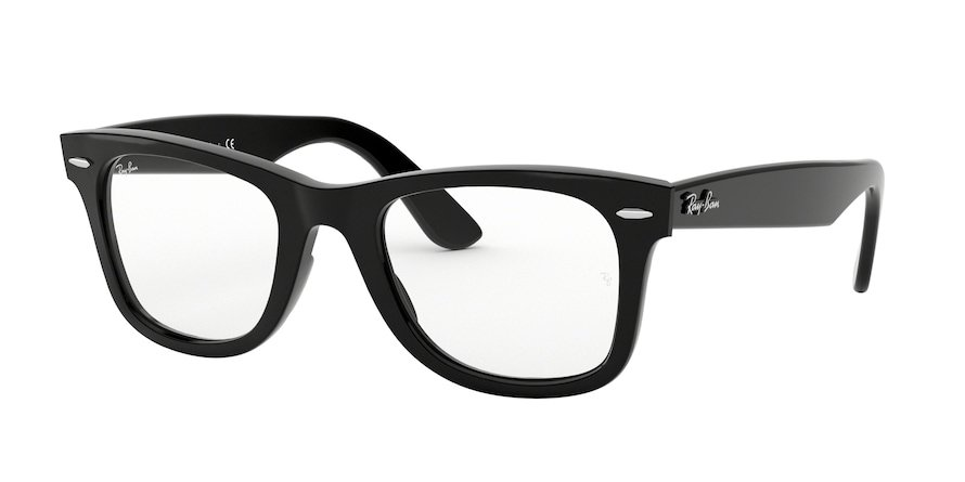 Ray-Ban Optical Wayfarer Ease 0RX4340V Preto