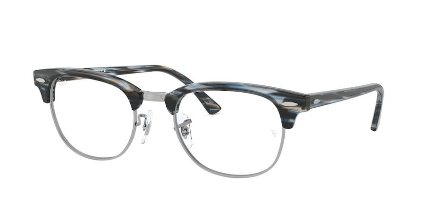 Ray-Ban Optical Clubmaster 0RX5154 Strip Azul
