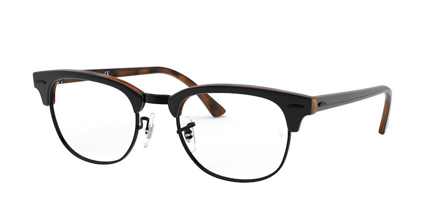Ray-Ban Optical Clubmaster 0RX5154 Top Cinza