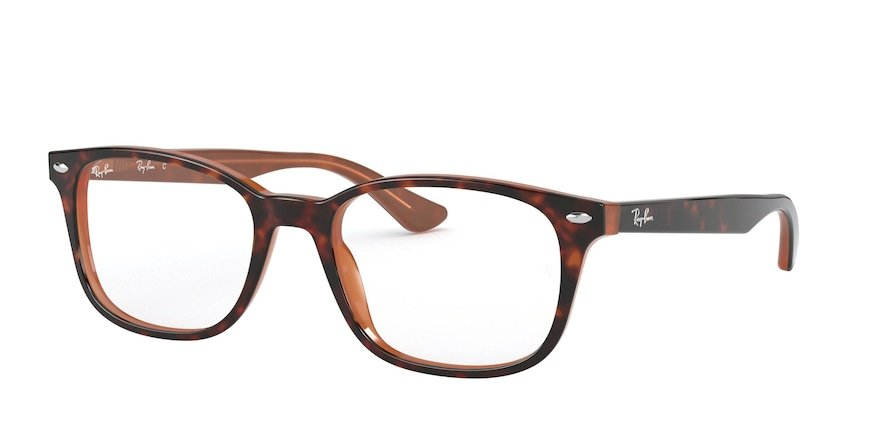 Ray-Ban Optical  0RX5375 Top Havana Mr