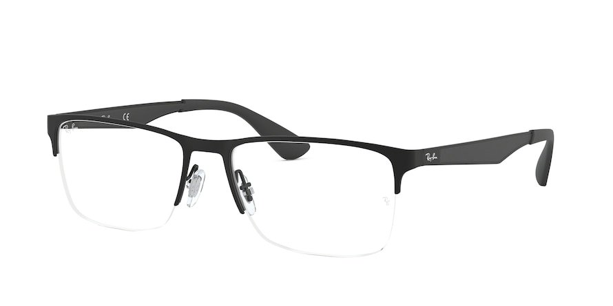 Ray-Ban Optical  0RX6335 Preto