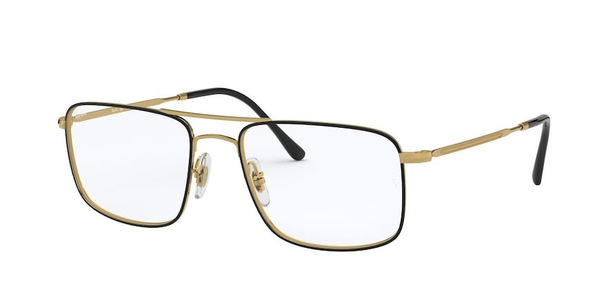 Ray-Ban Optical  0RX6434 Ouro Pr