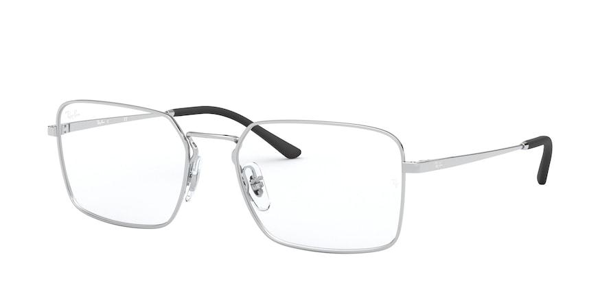 Ray-Ban Optical  0RX6440 Prata