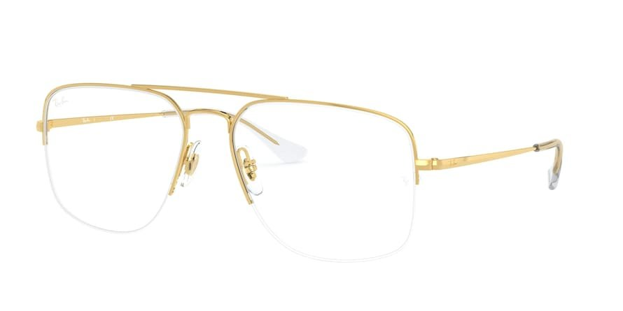 Ray-Ban Optical The General Gaze 0RX6441 Ouro