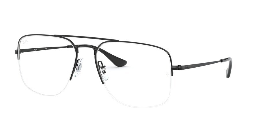 Ray-Ban Optical The General Gaze 0RX6441 Preto