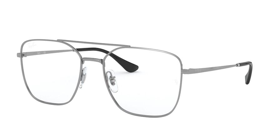 Ray-Ban Optical  0RX6450 Gunmetal