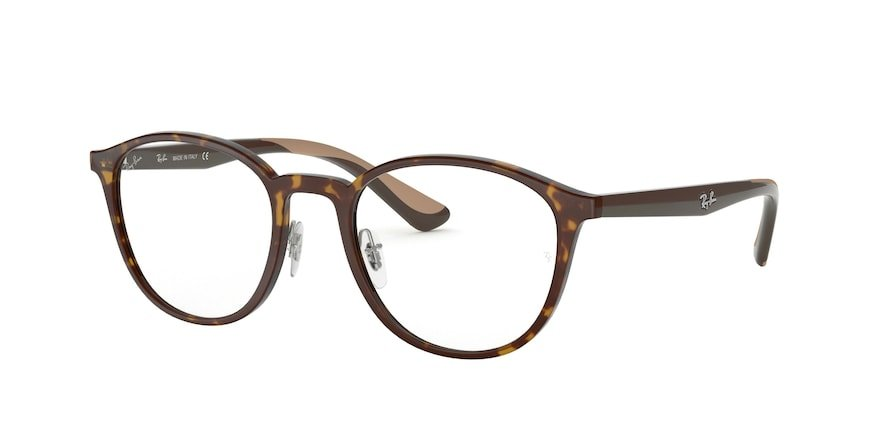 Ray-Ban Optical  0RX7156 Havana