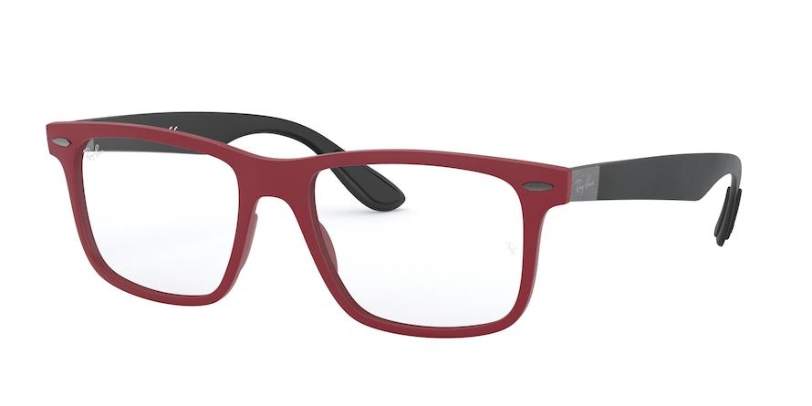 Ray-Ban Optical  0RX7165 Vermelho