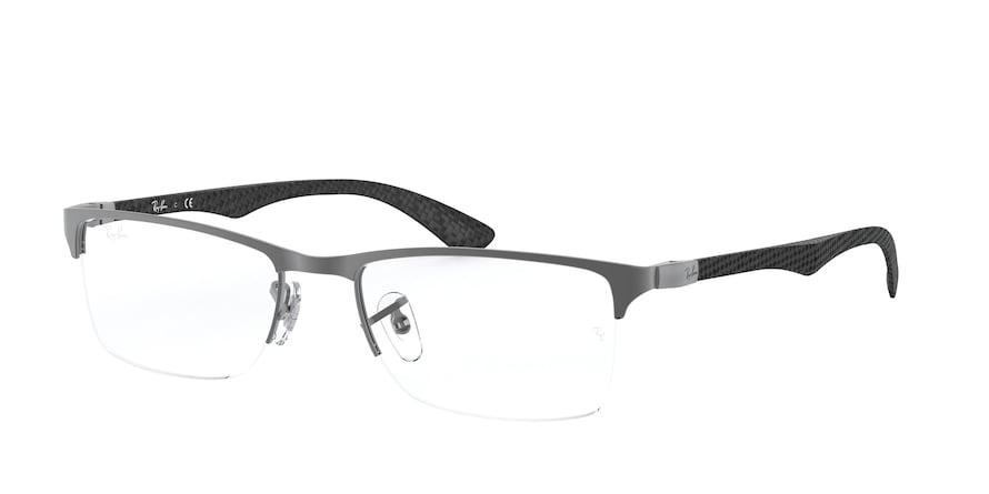 Ray-Ban Optical  0RX8413 Gunmetal