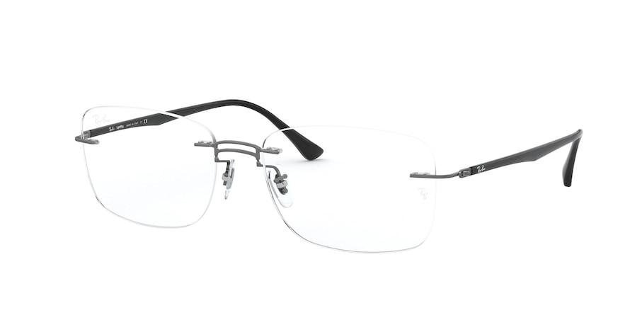 Ray-Ban Optical  0RX8750 Gunmetal