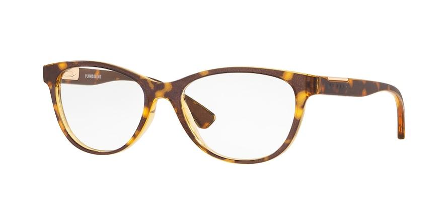 Oakley Plungeline OX8146 - Amber Brown Tortoise 02/52